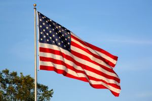 beautiful-american-flag-flying-in-the-wind-in-the-evening-21