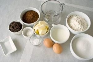 chocolate-cake-ingredients