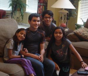 Cousins 11-28-2013