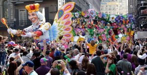 Mardi Gras; Rex Parade