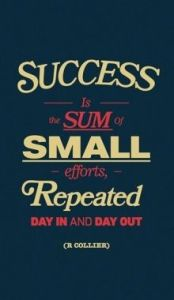 repeated efforts