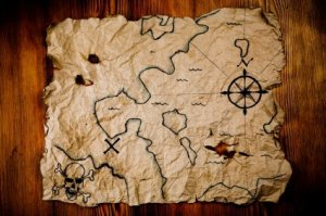 productivity-treasure-map