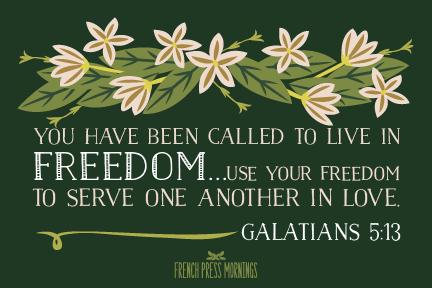 Galatians5.13
