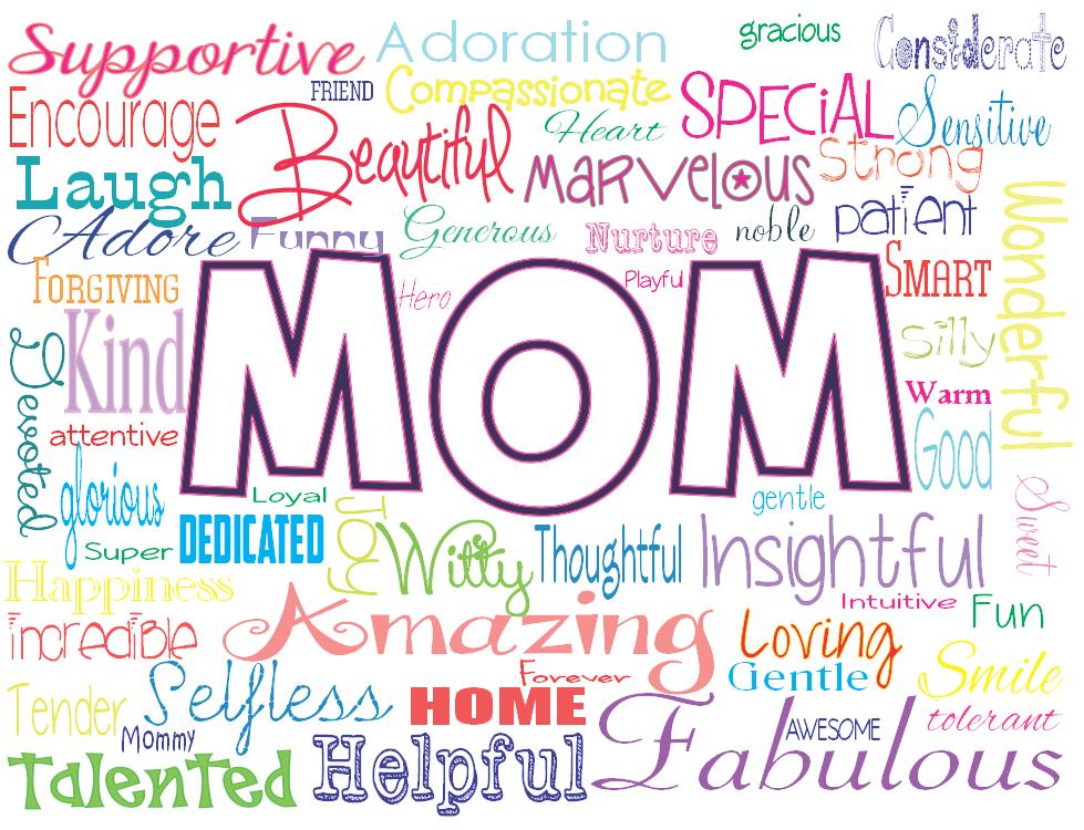 100 Reasons We Love Mom Follow The Light